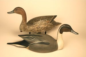 Marty Hanson Pintail Pair